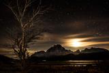 Dawn over Torres Del Paine National Park