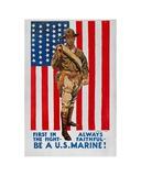 World War I: US Marines