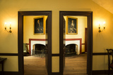 Side by Side Rooms in the John Dickinson Plantation