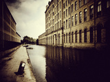 Saltaire Mill  West Yorkshire  Uk