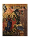 Resurrection of Lazarus  Jesus Opening the to mb