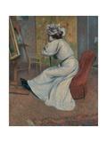 In the Painter's Studio