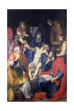 Pieta with Sts Jerome and Mary Magdalene