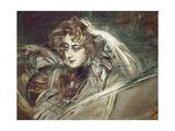 Portrait of Madame X  Melancholia