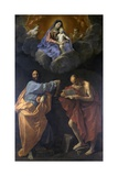 Madonna and Child with Saints Thomas and Jerome