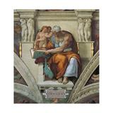 Sistine Chapel Ceiling  Cumaean Sibyl
