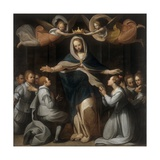 Our Lady of Mercy with the Orphans