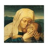 Virgin with Dead Christ  C 1590-1610