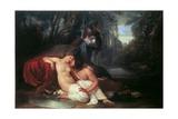 Christian Warrior  Rinaldo and Sorceress Armida