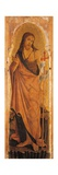 John the Baptist  Polyptych of Monterubbiano