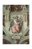 Sistine Chapel Ceiling  Prophet Isaiah