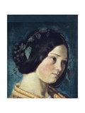 Zelie Courbet (The Artist's Sister)