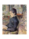 Countess Adele De Toulouse-Lautrec (Artist's Mother)