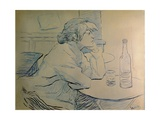 Drinker or a Hangover (French Painter Suzanne Valadon)