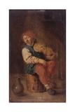 Peasant Violin Player