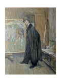 Henri Nocq (Belgian Artist in Lautrec's Studio)