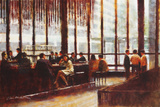 The Four Seasons  The Seagram Building  New York