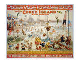 Barnum and Bailey's Great Coney Island Water Carnival