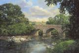 Old Bridge  Derbyshire