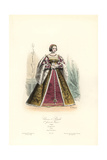 Eleanor of Austria or Castile (1498-1558)  Second Wife to Francois I  1530