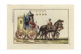 Three-Horse Chariot of the Byzantine Emperor Heraclius