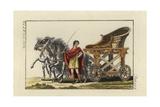 Four-Horse Chariot of the Praetorian Prefect