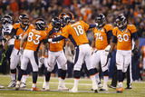 NFL Super Bowl 2014: Feb 2  2014 - Broncos vs Seahawks - Peyton Manning