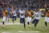 NFL Super Bowl 2014: Feb 2  2014 - Broncos vs Seahawks - Percy Harvin