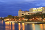 Straz Center for the Performing Arts  Tampa  Florida  United States of America  North America