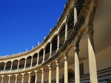 Plaza De Toros Bullring  Ronda  Spain