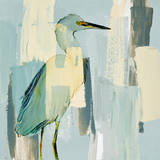 Sorrowing Egret