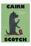Cairn Scotch Reproduction pour collectionneurs par Ken Bailey