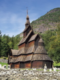 Borgund Stave Church  Norway