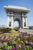 Arch of Triumph  Pyongyang  North Korea (Democratic People's Republic of Korea)  Asia