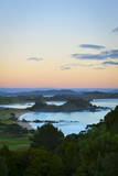Idyllic Coastal Landscape Near Whangarei  Northland  North Island  New Zealand  Pacific