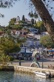 Seafront  Skiathos  Sporades  Greek Islands  Greece  Europe