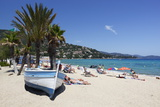 Saint-Clair Beach  Le Lavandou  Var