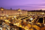 Christmas Market at Place Du Capitole in Toulouse