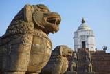 Fasidega Temple  Durbar Square  Bhaktapur