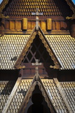 Gol Stave Church  Norwegian Folk Museum  Bygdoy Peninsula  Oslo  Norway  Scandinavia  Europe