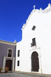 San Jose Church in Old San Juan  Puerto Rico  West Indies  Caribbean  Central America