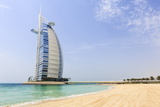 Burj Al Arab Hotel  Jumeirah Beach  Dubai  United Arab Emirates  Middle East