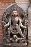 Hanuman  the Monkey God  Durbar Square