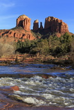 Red Rock Crossing  Sedona  Arizona  United States of America  North America