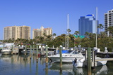 Bayfront Marina  Sarasota  Florida  United States of America  North America