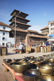 Souvenirs for Sale in Durbar Square  UNESCO World Heritage Site  Kathmandu  Nepal  Asia
