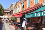 Restaurants in Cours Saleya
