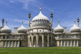 Royal Pavilion  Brighton  Sussex  England  United Kingdom  Europe