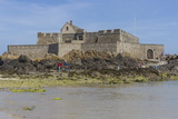 Fort National  St Malo  Britanny  France  Europe