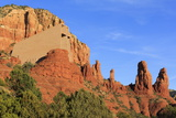 Chapel of the Holy Cross  Sedona  Arizona  United States of America  North America